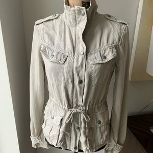 Talula light-weight military style jacket